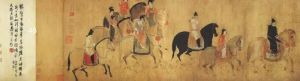 刘欣:唐代墓室壁画与传世卷轴