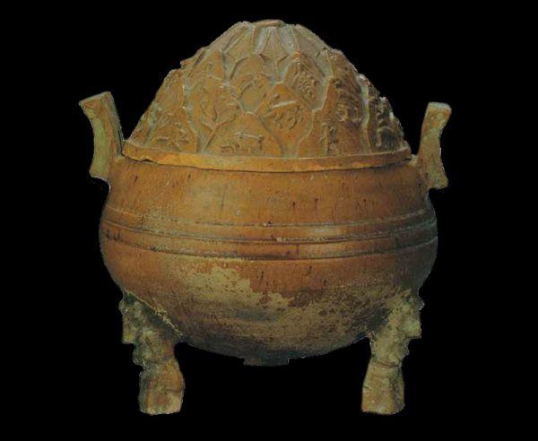 铁器时代 · 汉代陶瓷器