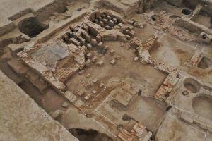 新疆:天山北麓发现古代公共浴场遗址