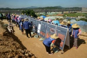 广东:广州中新知识城北起步区马头庄发现先秦时期遗址