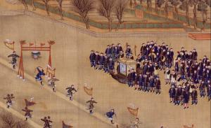 叶榕:弋射、马术、蹴鞠……传统艺术中的竞技与体育