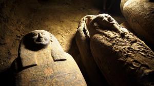 埃及:出土多具2500年前的木棺