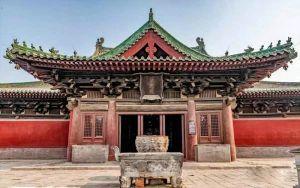铁器时代 · 正定隆兴寺