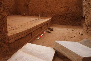 陕西:考古发现颜真卿真迹