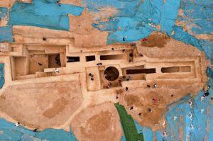 河南:郑州发现四座古墓