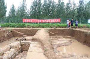 山东:新泰市楼德镇发现前柴城遗址 发掘45天重见天日