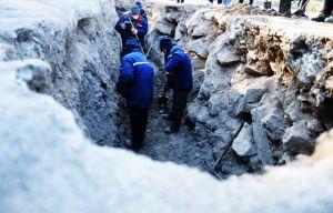 北京:圆明园澹泊宁静遗址考古发现皇家稻田