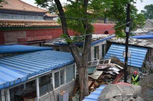 北京:皇史宬拆违启动 古建风貌将恢复