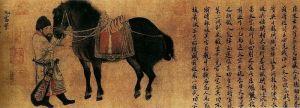 孟晖:昭陵六骏——唐太宗的御马天纵时刻