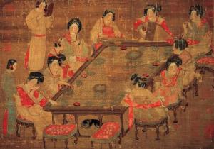 乐素娜:唐画中的煮茶与茶具