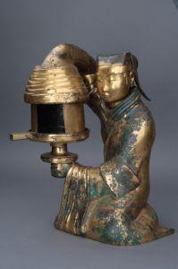 西汉 · 长信宫铜灯(河北博物院)