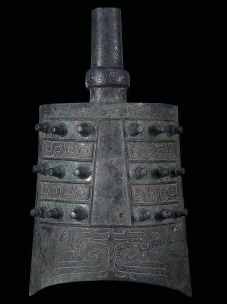 西周 · 克钟(天津博物馆)