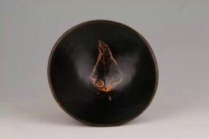 曾智泉:宋代黑釉茶盏中的木叶