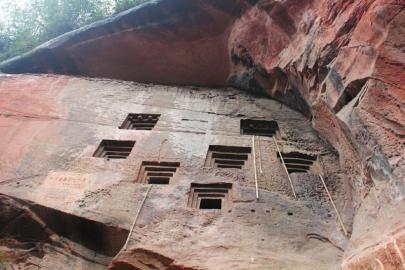 铁器时代 · 汉代崖墓